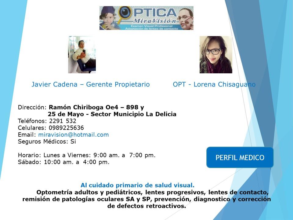 28e928edb6 Opticas en Quito