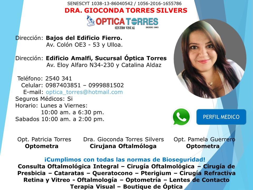 4377cb2ecb Opticas en Quito